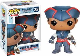 Funko POP! Assassin's Creed Vinyl Figure Aveline de Grandpre  New!