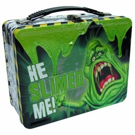 Ghostbusters Slimer Retro Lunchbox Pre-Order ships April