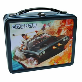 Archer Secret Agent Retro Lunchbox Pre-Order ships October