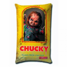 Child's Play Mezco Chucky Deluxe Plush Pre-Order ships April