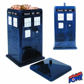 Dr Who Tardis Cookie Tin Pre-Order ships April