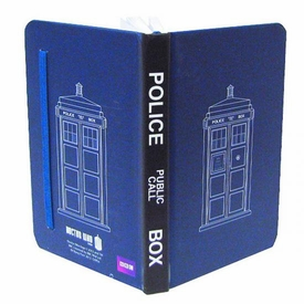 Doctor Who Tardis Mini Journal Pre-Order ships April