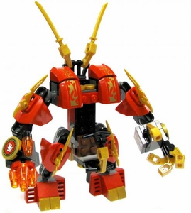 LEGO Ninjago LOOSE Mini Figure Fire Mech