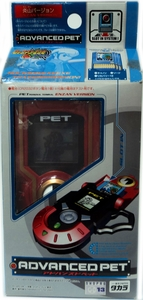 Mega Man Japanese Advanced PET Enzan Version