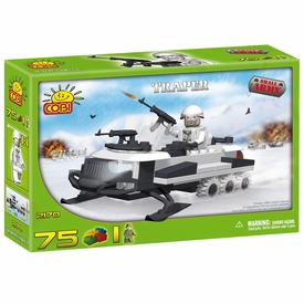 Cobi Small Army set #2170 Traper