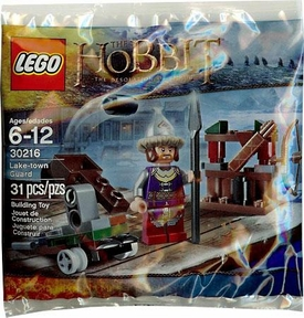 LEGO Hobbit Set #30216 Lake-town Guard [Bagged!]