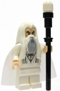 LEGO Lord of the Rings LOOSE Mini Figure Saruman of Many Colors