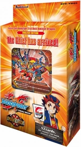 Future Card BuddyFight BFE-TD01 Dominant Dragons Trial Deck