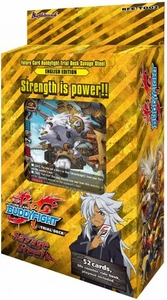 Future Card BuddyFight BFE-TD02 Savage Steel Trial Deck