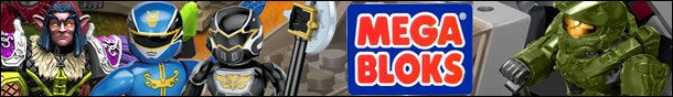 Mega Bloks Toys, Playsets & Accessories