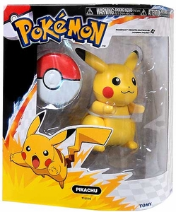Pokemon TOMY RC Remote Controlled Training Figure Pikachu