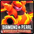 Pokemon Single Cards Diamond & Pearl Series Mysterious Treasures