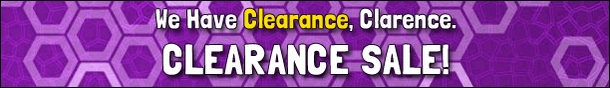 ToyWiz Clearance Discount Section