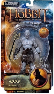 Hobbit: Desolation of Smaug 6 Inch Collector Action Figure Azog