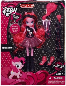 My Little Pony Equestria Girls Pinkie Pie's Boutique Exclusive Figure Pinkie Pie