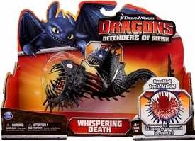 Dragons Defenders of Berk Action Figure Whispering Death