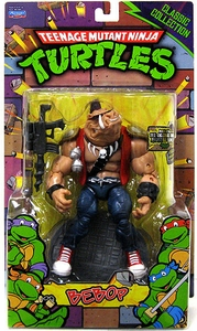 Teenage Mutant Ninja Turtles Classics Retro Action Figure Bebop