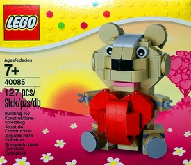 LEGO Seasonal Set #40085 Teddy Bear [Bagged]