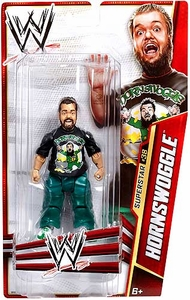 Mattel WWE Wrestling Basic Series 30 Action Figure #38 Hornswoggle