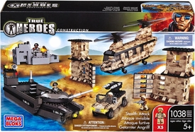 True Heroes Mega Bloks Set Stealth Attack