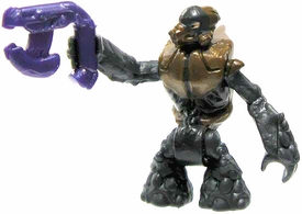 Halo Wars Mega Bloks LOOSE Mini Figure Covenant Bronze Grunt with Plasma Pistol