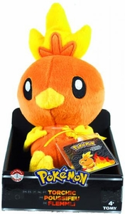 Pokemon TOMY Trainer's Choice Exclusive 8 Inch Plush Torchic