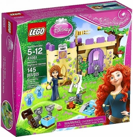 LEGO Disney Princess Set #41051 Meridas Highland Games