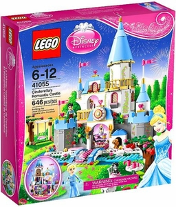 LEGO Disney Princess Set #41055 Cinderellas Romantic Castle