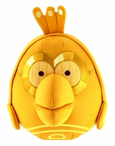 Angry Birds Star Wars 8 Inch DELUXE Plush C-3PO [With Sound!]