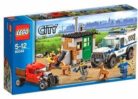 LEGO City Set #60048 Police Dog Unit