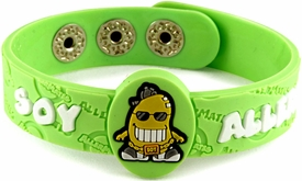 Soy Allergy Wristband
