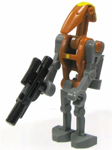LEGO Star Wars LOOSE Mini Figure B-1 Rocket Battle Droid
