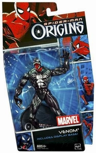 Spider-Man Hasbro Origins Action Figure Villains Series 2 Venom