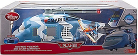 Disney PLANES Exclusive Hector Vector Die Cast Carrier [Exclusive Dusty]