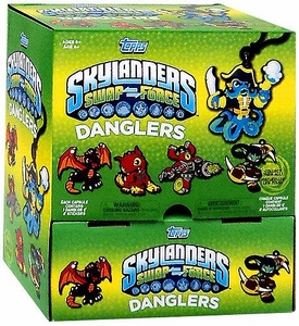 Topps Skylanders SWAP FORCE Danglers Mystery Box [32 Packs] BLOWOUT SALE!