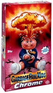 Topps Garbage Pail Kids 2013 Chrome Hobby Box [24 Packs]