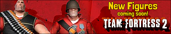Team Fortress Action Figures and Collectibles