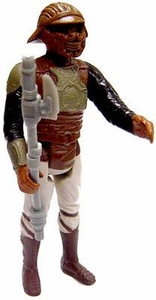 Star Wars 1982 Vintage Lando Skiff Guard (Gray Chest Version) C-8 Complete Loose