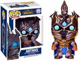 Funko POP! World of Warcraft Vinyl Figure Arthas New!