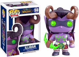 Funko POP! World of Warcraft Vinyl Figure Illidan