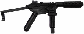 Generic 3 3/4 Inch LOOSE Action Figure Accessory Black Carl Gustav M/45 with Silencer