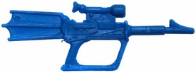 Generic 3 3/4 Inch LOOSE Action Figure Accessory Blue Aquatic 'Fin-Gun' with Sight