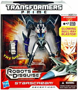 Transformers Prime Voyager Action Figure Starscream