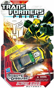 Transformers Prime Robots in Disguise Deluxe Action Figure Shadow Strike Bumblebee