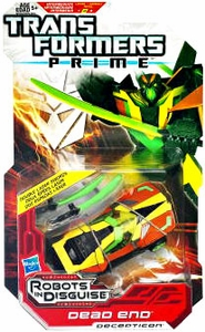 Transformers Prime Robots in Disguise Deluxe Action Figure Dead End