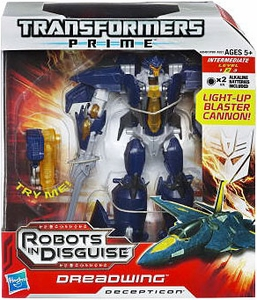 Transformers Prime Voyager Action Figure Dreadwing