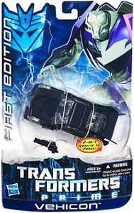 Transformers Prime Deluxe Action Figure First Edition Vehicon