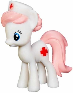 My Little Pony Friendship is Magic 2 Inch PVC Figure Nurse Redheart