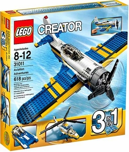 LEGO Creator Set #31011 Aviation Adventures