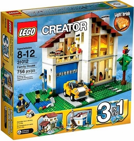 LEGO Creator Set #31012 Family House